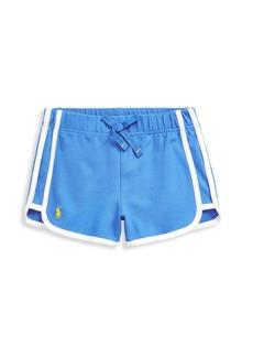 Ralph Lauren Little Girl's & Girl's Mesh Shorts