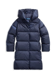 Ralph Lauren Little Girl's & Girl's Momentum Down Filled Jacket