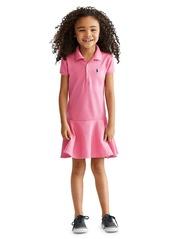 Ralph Lauren Little Girl's & Girl's Polo Dress