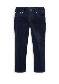 Ralph Lauren Little Girl's & Girl's Stretch Corduroy Pants