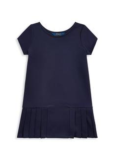 Ralph Lauren Little Girl's & Girl's Stretch Tee Dress