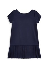 Ralph Lauren Little Girl's & Girl's Stretch Tee Dress