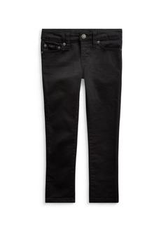 Ralph Lauren Little Girl's & Girl's Tompkin Skinny Jeans