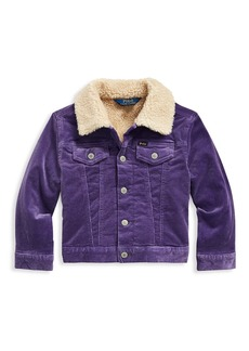 Ralph Lauren Little Girl's & Girl's Trucker Jacket