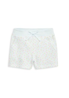 Ralph Lauren Little Girl's and Girl's Micro Floral Shorts