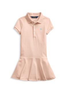 Ralph Lauren Little Girl's and Girl's Polo Dress