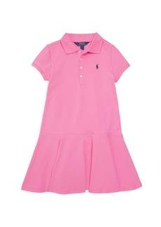 Ralph Lauren Little Girl's Polo Dress