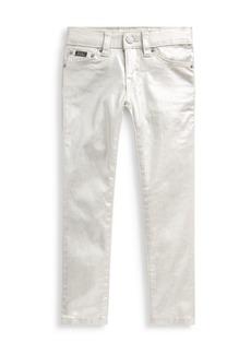 Ralph Lauren Little Girl's Skinny-Fit Jeans