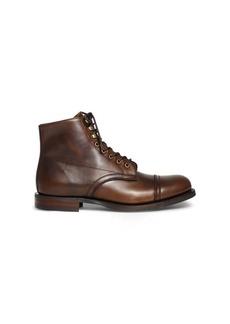 Ralph Lauren Livingstone Leather Boot