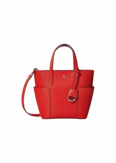 Ralph Lauren Lizard Embossed Carlyle 20 Tote Mini