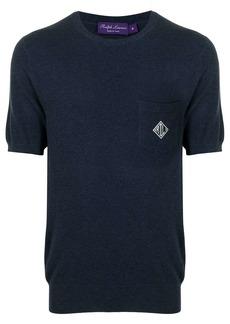 Ralph Lauren logo crew-neck T-shirt