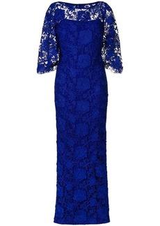 Ralph Lauren long lace gown