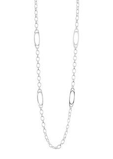 Ralph Lauren Long Link Station Necklace