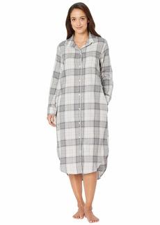 Ralph Lauren Long Sleeve Ballet Length Sleepshirt