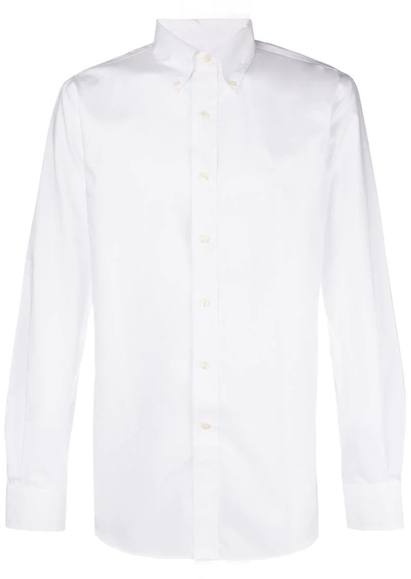 Ralph Lauren long-sleeve fitted shirt