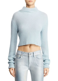 Ralph Lauren Long Sleeve Funnel Neck Top