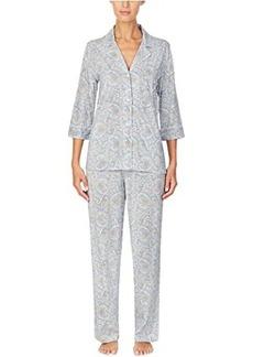 Ralph Lauren Long Sleeve PJ Set