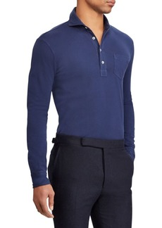 Ralph Lauren Long Sleeve Polo Shirt
