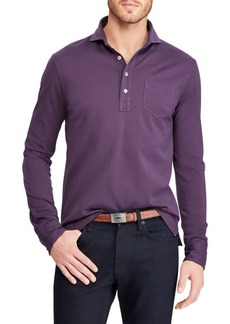 Ralph Lauren Long-Sleeve Polo Shirt
