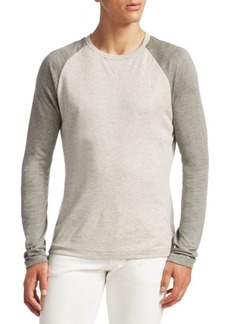 Ralph Lauren Long Sleeve Raglan Top
