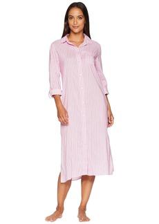 Ralph Lauren Long Sleeve Roll Cuff Ballet Sleepshirt