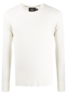 Ralph Lauren long sleeve textured sweater