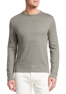 Ralph Lauren Long-Sleeve Wool-Blend Shirt