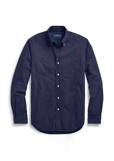 Ralph Lauren Garment-Dyed Oxford Shirt - All Fits