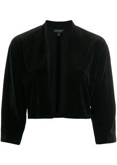 Ralph Lauren loose-fit cropped jacket