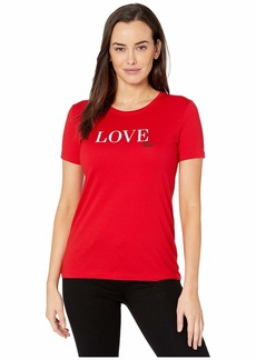 Ralph Lauren Love Cotton-Blend Tee