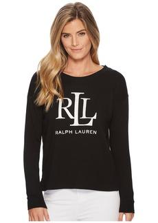 Ralph Lauren LRL French Terry Sweatshirt