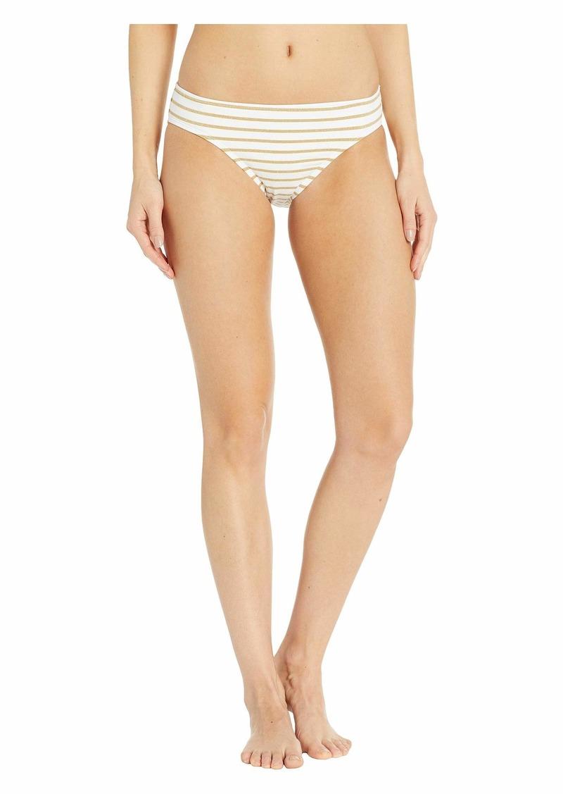 Ralph Lauren Lurex Stripe Hipster Bottoms