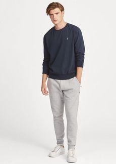 Ralph Lauren Luxury Jersey Sweatshirt