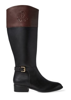 Ralph Lauren Madisen Leather Boot