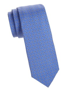 Ralph Lauren Madison Printed Silk Tie