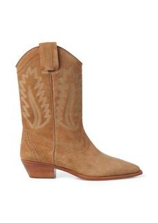 Ralph Lauren Maila Cowboy Boot