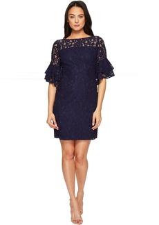Ralph Lauren Marcelle Monte Carlo Lace Dress