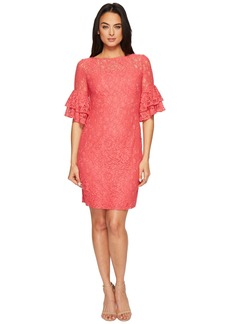 Ralph Lauren Marcelle Monte Carlo Lace Dress