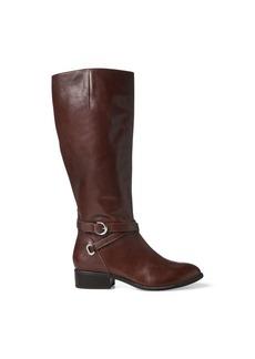 Ralph Lauren Maribella Leather Boot
