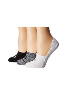 Ralph Lauren Marl Sneaker Liner 3-Pack