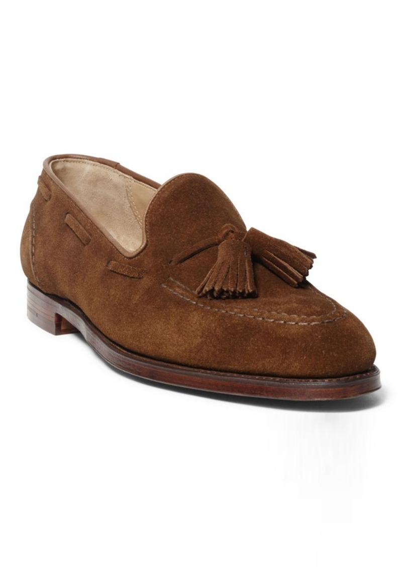 ddd6540a7 Ralph Lauren Marlow Suede Tassel Loafer Now $539.00