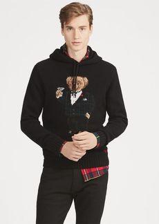 Ralph Lauren Martini Bear Hooded Sweater