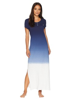 Ralph Lauren Maxi Gown with Knot
