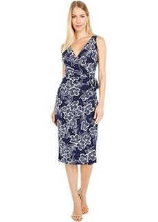 Ralph Lauren Mazzi Sleeveless Day Dress