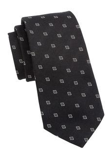Ralph Lauren Medallion Silk Tie