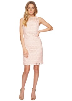 Ralph Lauren Melia Circlet Geo Lace Dress