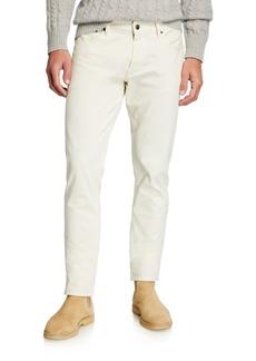 Ralph Lauren Men's 5-Pocket Slim Pants