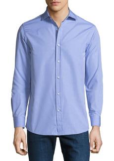Ralph Lauren Men's Bond End-on-End Dress Shirt