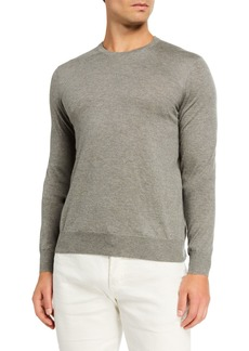Ralph Lauren Men's Cashmere Crewneck Sweater