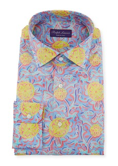 Ralph Lauren Men's Choppa Print Aston Dress Shirt